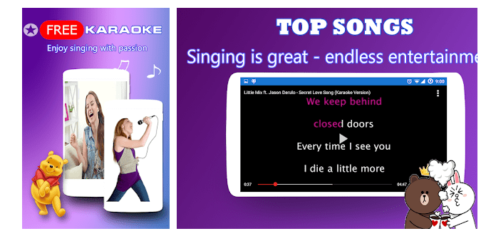 1 Sing Karaoke Online & Karaoke Record