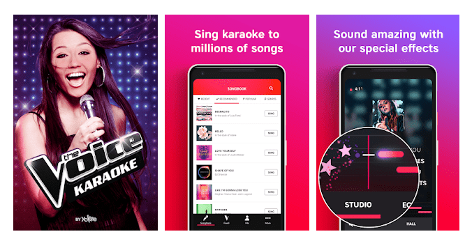 4 The Voice - Sing Karaoke