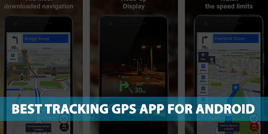 best tracking GPS app for android