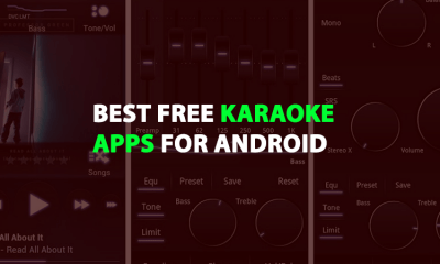 Best free karaoke apps for android