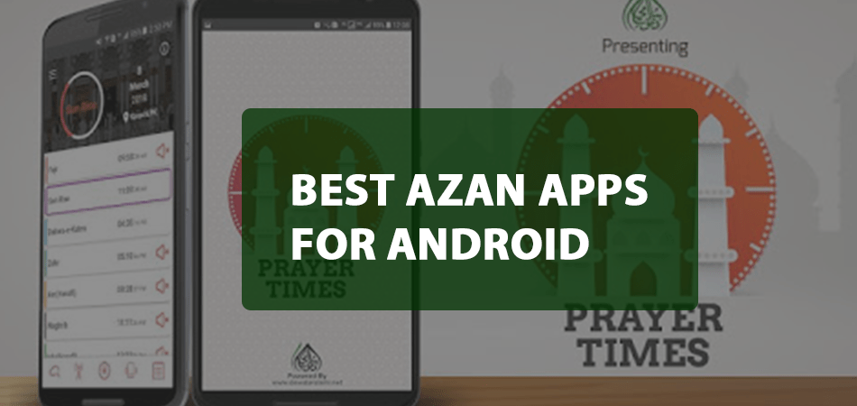 best azan apps for android