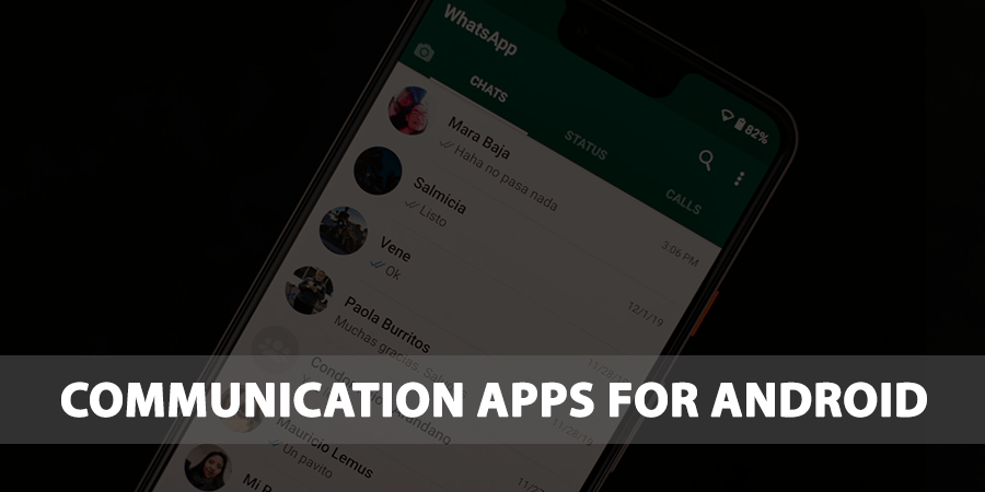 communication apps for android