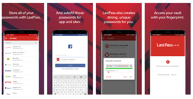2 LastPass Password Manager