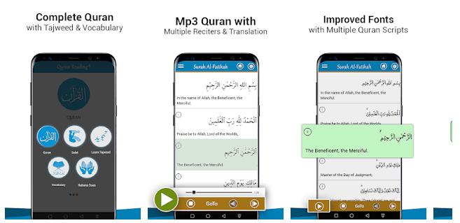 9 Al Quran MP3 - Quran Reading®