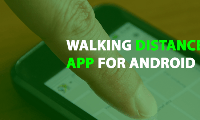 Walking-Distance-App-For-Android