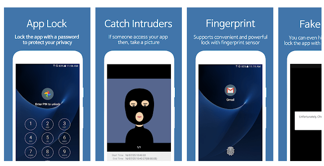 1 AppLock - Fingerprint