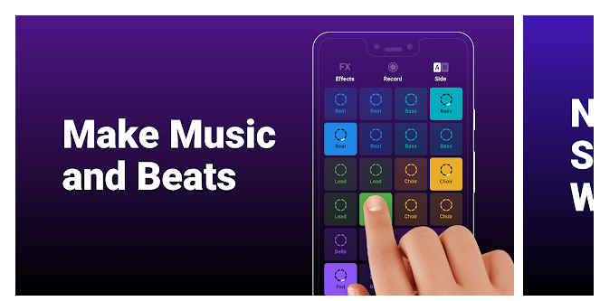 1 Groovepad - Music & Beat Maker