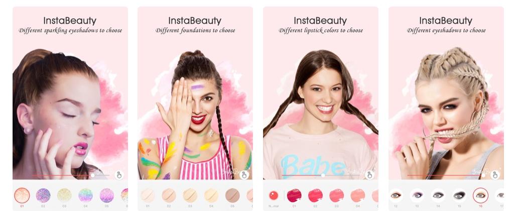 2 InstaBeauty - Makeup Camera