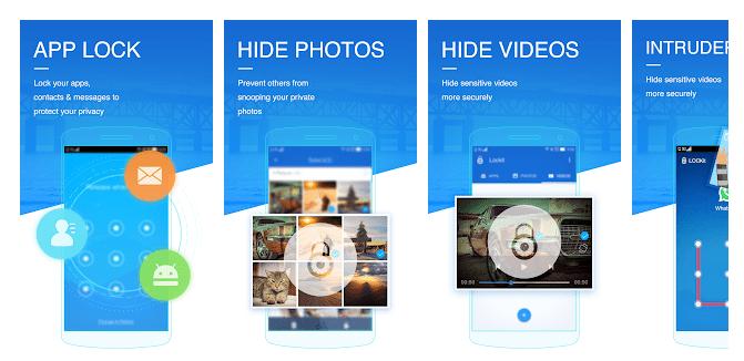 2 LOCKit - App Lock, Photos Vault, Fingerprint Lock