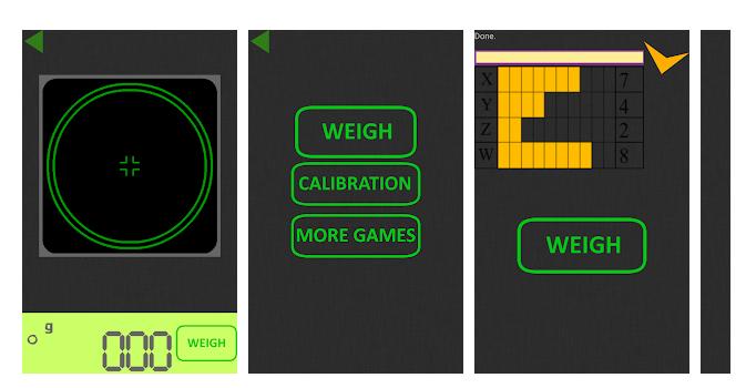 2 Scale in Grams Simulator Joke