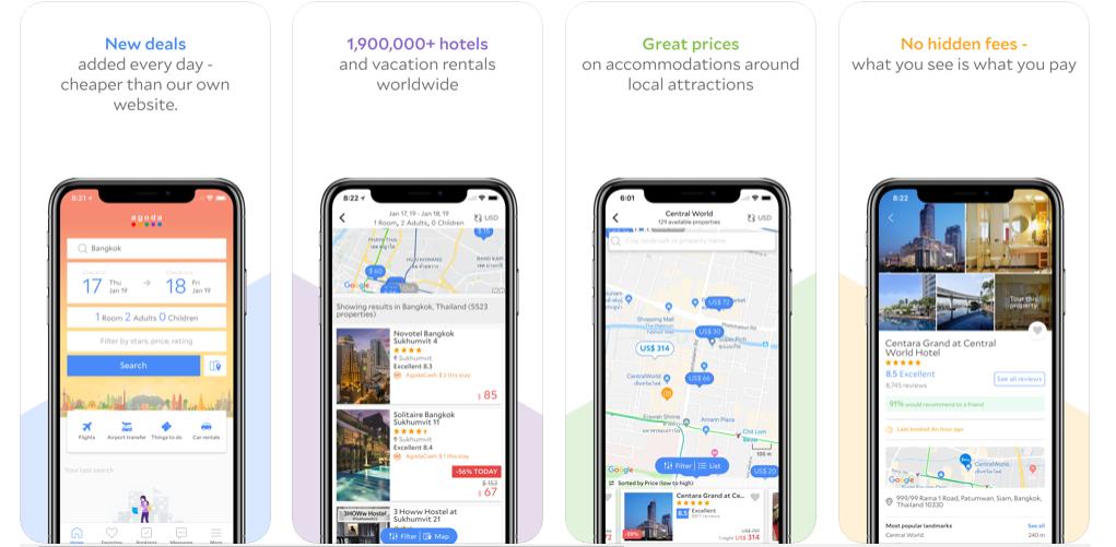 3 Agoda - Best Travel Deals