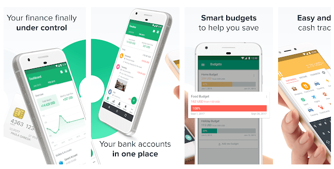 3 Spendee - Budget and Expense Tracker & Planner