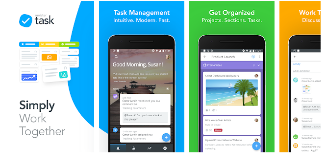 3 Task & Project Management - MeisterTask
