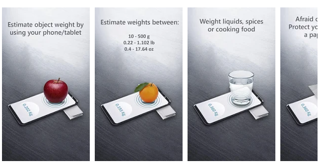 4 Weight Scale Estimator