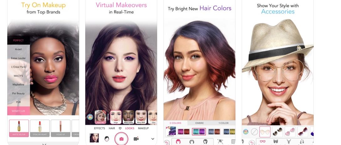 4 YouCam Makeup