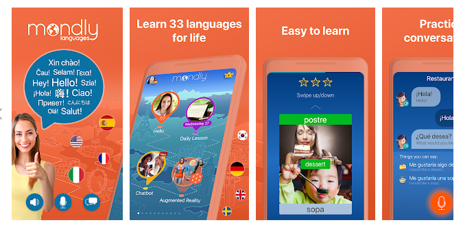 5 Learn 33 Languages Free