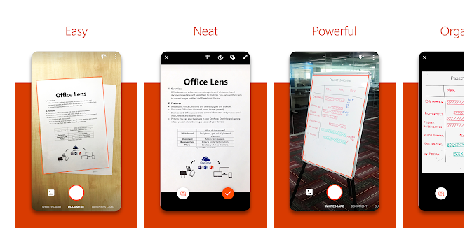 5 Microsoft Office Lens - PDF Scanner