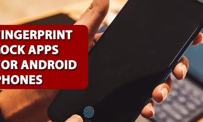 Fingerprint Lock Apps for Android Phones