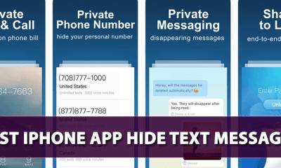 best-iphone-app-hide-text-messages