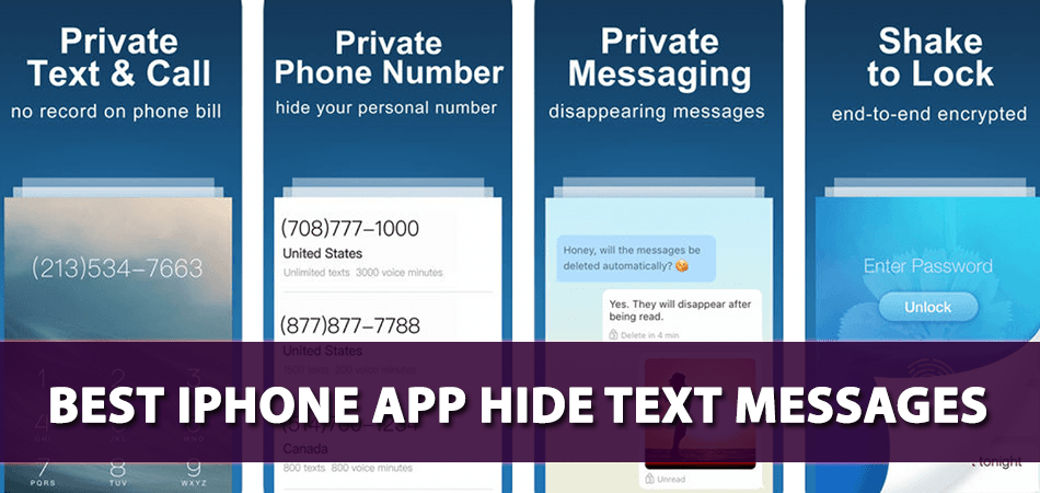 best-iphone-app-hide-text-messages