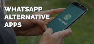 WhatsApp-Alternative-Apps