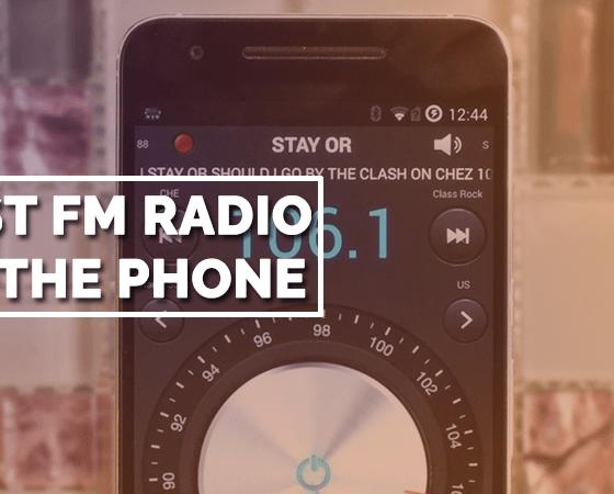 Best FM Radio on the Phone